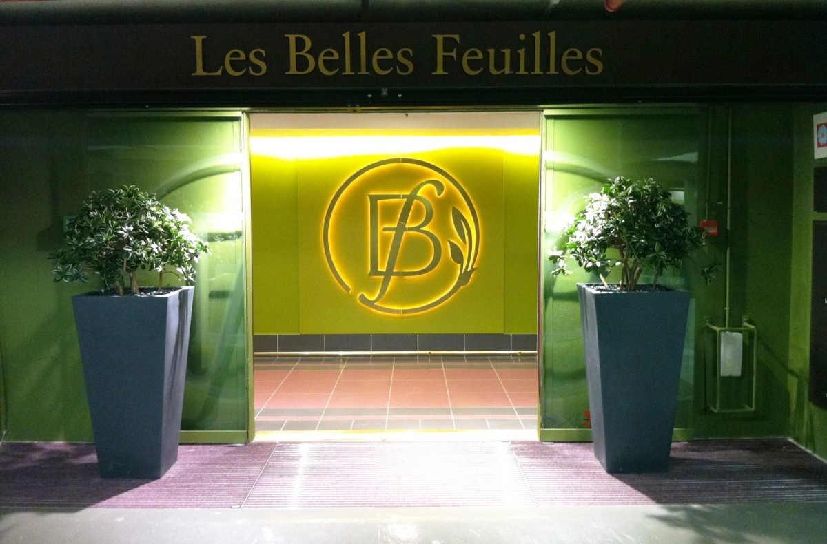 Centre commercial Casino Belle Feuille