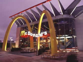 MCDONALD'S DISNEY VILLAGE