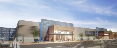 RENOVATION OF SHOPPING MALLS CARREFOUR
