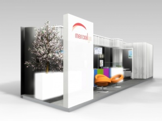 STAND MERCIALYS - SALON MIPIM
